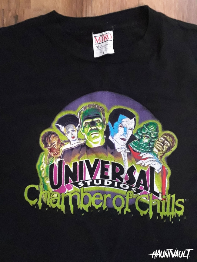 Souvenir Chamber of Chills T-Shirt